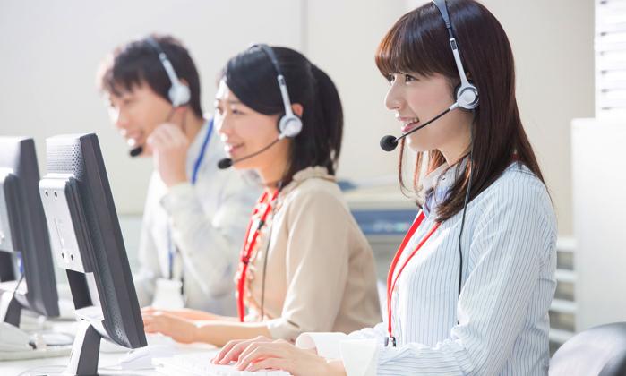 コールセンターの求人を見る際の注意点と収入