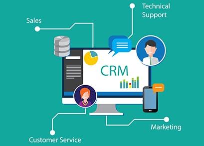 CRM顧客管理システムでコールセンターを改善し、マーケティングを加速させよう
