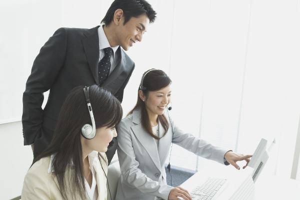 コールセンターに正社員で採用された場合の給料