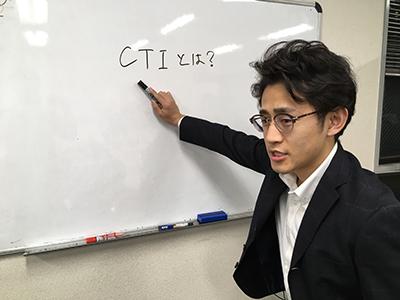 CALLTREE 最高執行責任者/COO 齋藤悟