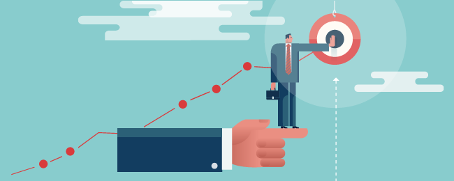KPIとKGIを用いた営業指標のポイントと具体事例
